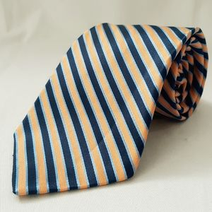 NAUTICA SILK STRIPED GENTLEMAN'S TIE
